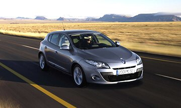 Renault Megane 3 - Rent a Car Alba