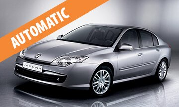 Rent a Car - Renault Laguna
